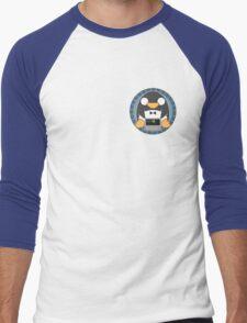 Root Penguin Critteroid Men's Baseball ¾ T-Shirt