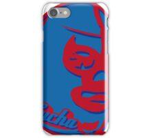 LUCHA58 iPhone Case/Skin