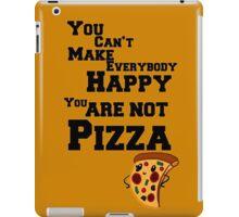Pizza :D iPad Case/Skin