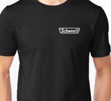 Schweet! White Logo Unisex T-Shirt
