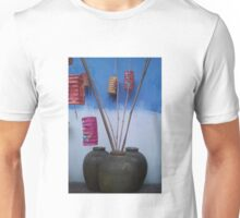 Bouquet of Paper Lanterns Unisex T-Shirt