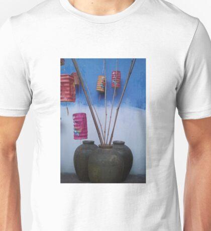 Bouquet of Paper Lanterns Unisex T-Shirt