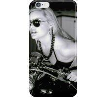 beautiful bikers 3 iPhone Case/Skin