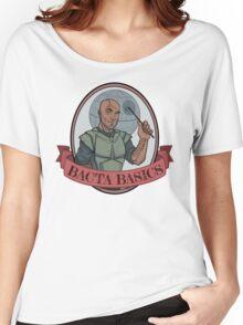 Bacta Basics Women's Relaxed Fit T-Shirt