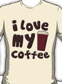 Longtime Coffee Love T-Shirt