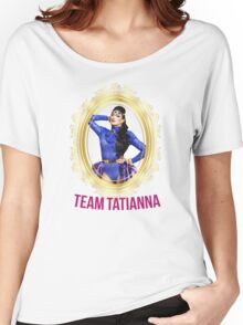Rupaul's Drag Race All Stars 2 Team Tatianna Women's Relaxed Fit T-Shirt