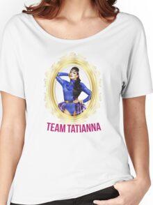 Rupaul's Drag Race All Stars 2 Team Tatianna Women's Relaxed Fit T-Shirt