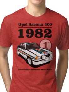 Ascona 400 : Number 1 Since 82 Tri-blend T-Shirt