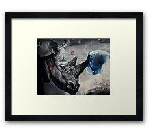 Regards from Eternity Framed Print