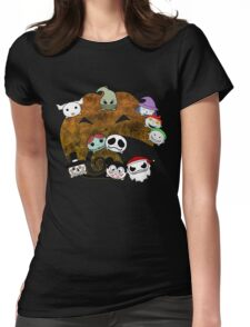 The Nightmare Before  Christmas   Womens Fitted T-Shirt