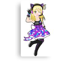 Love Live! Sunshine!! Mari Ohara Cyber Version Canvas Print