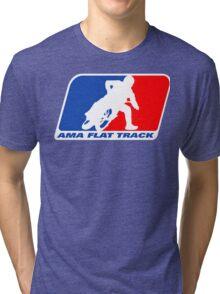 Ama Flat Track Tri-blend T-Shirt