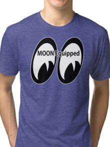 Moon Equipped Tri-blend T-Shirt