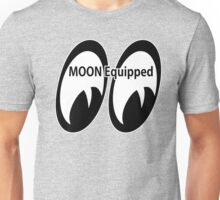 Moon Equipped Unisex T-Shirt