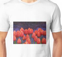 janes tulips Unisex T-Shirt