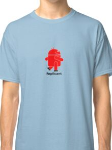 Android Replicant Classic T-Shirt