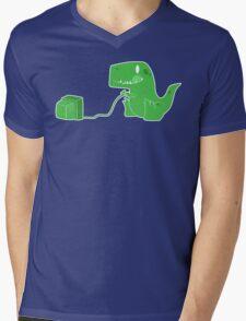 Gameasaurus Rex Mens V-Neck T-Shirt