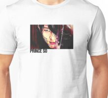 """Moon Lovers: Scarlet Heart Ryeo """"Prince So"""" Graphic Design Unisex T-Shirt"""