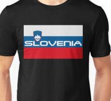 Slovenian Flag  Unisex T-Shirt