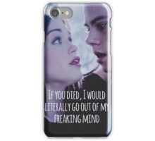 Stydia Teen Wolf iPhone Case/Skin