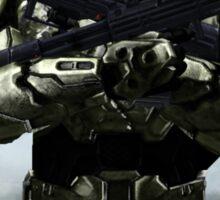 Master Chief Halo Sticker