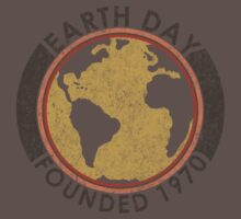 Earth Day: Old School Kids Clothes