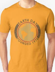 Earth Day: Old School T-Shirt