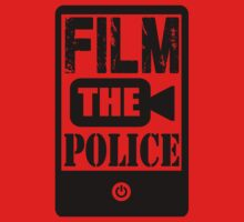 FILM THE POLICE by absenthero