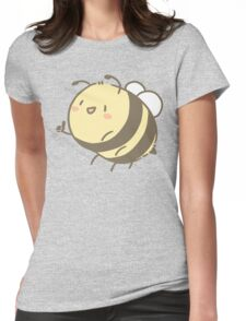 bee Womens Fitted T-Shirt