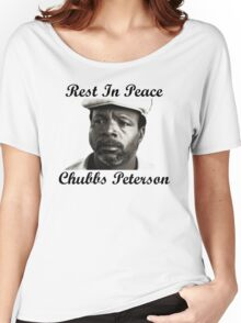 Rest In Peace Chubbs Peterson Happy Gilmore Women's Relaxed Fit T-Shirt