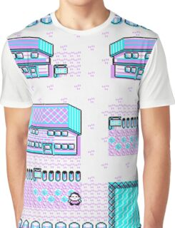 Pallet Town Graphic T-Shirt