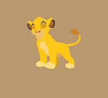 Simba Illustration by realGabe