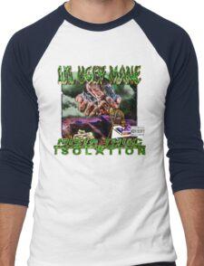 LIL UGLY MANE - MISTA THUG ISOLATION Men's Baseball ¾ T-Shirt