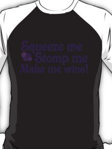 Wine humor T-Shirt