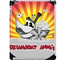 DREAMBOAT ANNIE iPad Case/Skin