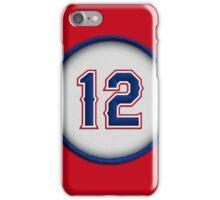 12 - Roogie iPhone Case/Skin