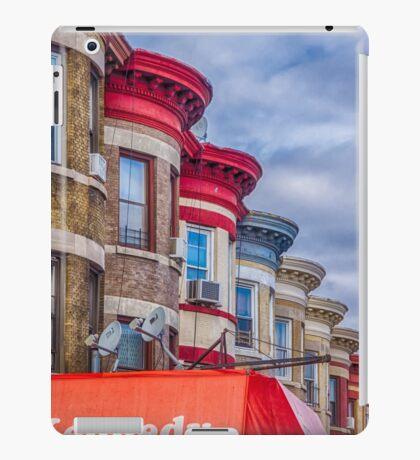 Brooklyn Buildings iPad Case/Skin
