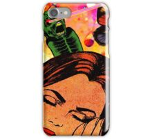 These cramps are killing me iPhone Case/Skin