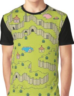 Saturn Valley Graphic T-Shirt