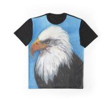 Majestic Eagle Graphic T-Shirt