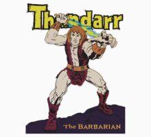 Thundarr the Barbarian Kids Tee