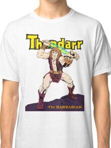 Thundarr the Barbarian Classic T-Shirt