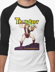 Thundarr the Barbarian Men's Baseball ¾ T-Shirt
