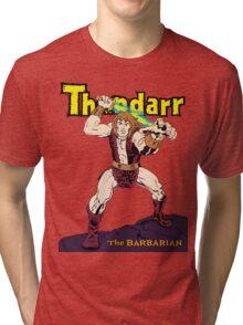 Thundarr the Barbarian Tri-blend T-Shirt