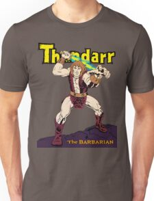 Thundarr the Barbarian Unisex T-Shirt