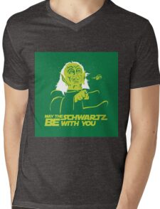 May the Schwartz Be With You Mens V-Neck T-Shirt