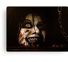 Im Going to Get You Canvas Print