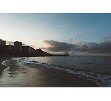 beach-morning 02 Photographic Print