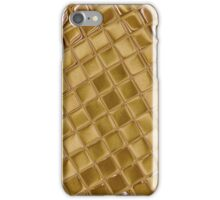 Go For The Gold iPhone Case/Skin
