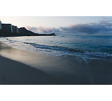 beach-morning 03 Photographic Print